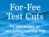 For-Fee Test Cuts