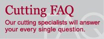 Cutting FAQ
